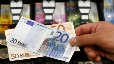 EURINR is expected to trade sideways: Angel Broking