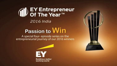 EY Passion to Win: The journey of Vini Comestics' Darshan Patel