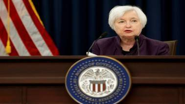 Fed keeps US rates steady but signals increase by year-end