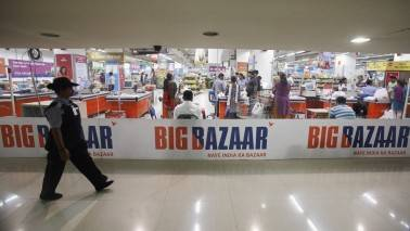 Future Retail Q4 profit up 15% at Rs 121 cr