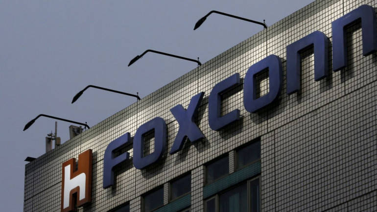 Foxconn seeks 13 acre land at JNPT SEZ: Nitin Gadkari