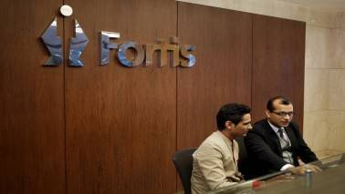 Fortis says evaluating all possible options for fund raising, yet to take a decision