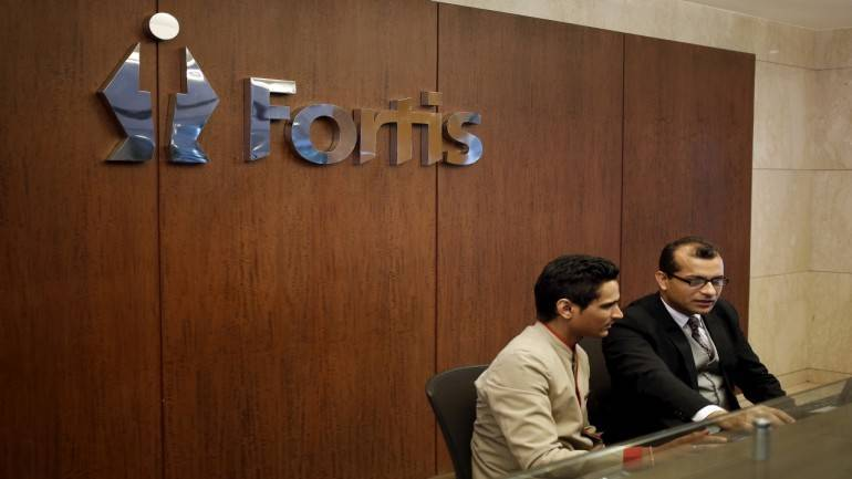 Standard Chartered sells 1 crore shares of Fortis Health