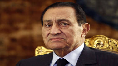Ousted Egypt president Mubarak freed from detention: lawyer