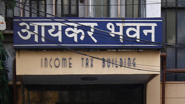 I-T searches offices of Shivraj Patil's son