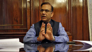 We have to create our own Google, Facebook and Alibaba: Jayant Sinha
