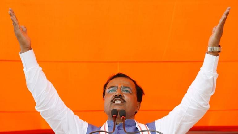 Keshav Maurya, UP's deputy CM whose life mirrors Modi