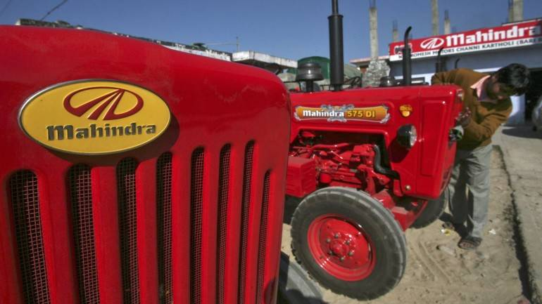 Mahindra to sell China tractor JV stake for RMB 82 million
