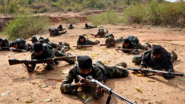 25 CRPF men killed in Chhattisgarh naxal attack, 7 wounded