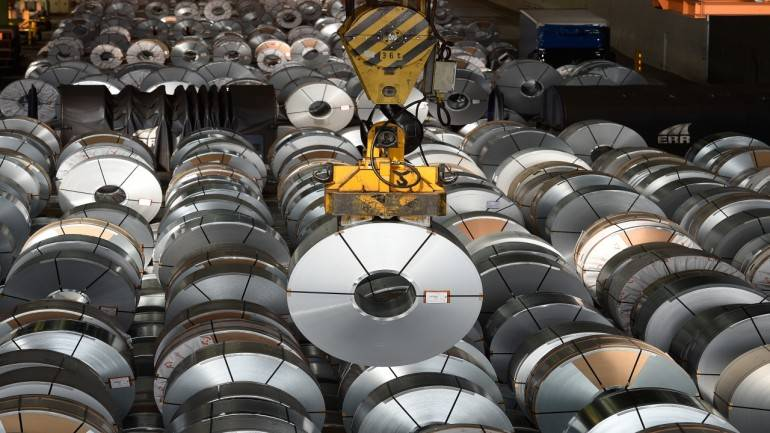 India to ensure no steel import in guise of finished products