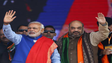 PM Modi, Amit Shah to meet CMs of BJP-ruled states on Monday