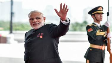 PM Modi wishes 'India' happy birthday