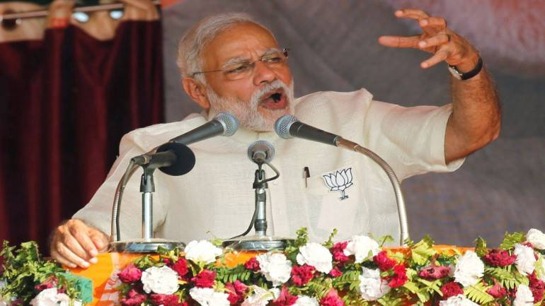 Do not lack political will to carry out reforms: PM Modi