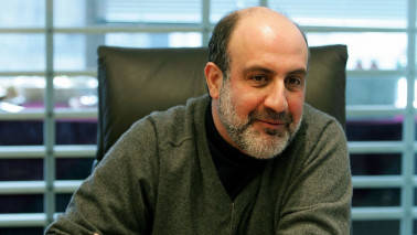 Grandmothers have better intuition for risks than 'experts': Nassim Nicholas Taleb