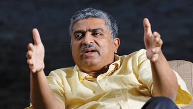 Infosys gains nearly 3% on buzz of Nandan Nilekani's return at helm of affairs