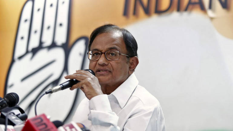 P Chidambaram accuses ED of making 'wild allegations' against his son