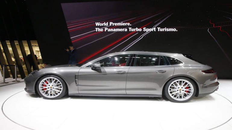 Porsche launches Panamera Turbo priced up to Rs 2.05 crore