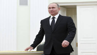 Valdimir Putin appoints Nikolay Kudashev as Russia's new envoy to India