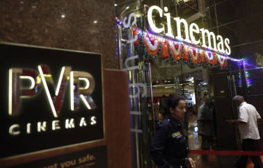 Expect 8-10% growth in ad revenues going ahead: PVR Cinemas