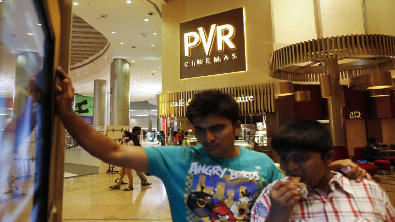 Vanguard Funds buys 3.21 lakh shares of PVR