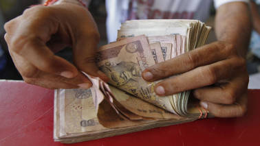 Indian rupee opens lower at 64.34 per dollar