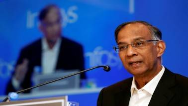 Infosys has identified up to Rs 13K cr to be paid to investors in FY18: R Seshasayee