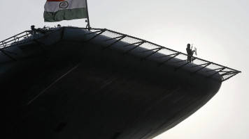"""Indian navy the odd man out in Asia's """"Quad"""" alliance"""