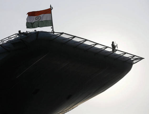 India's warship builders enjoy premium position in world:Lanba
