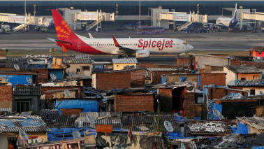 Is SpiceJet stock at cruising altitude or can it fly even higher?