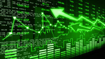 Sensex log good gains for the week, up 336 points