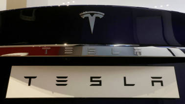 China's Tencent takes 5 percent stake in electric-car maker Tesla