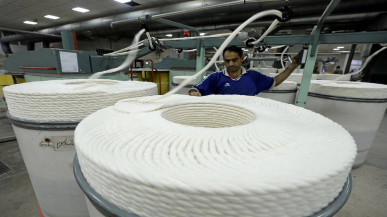 Textile exports slump 4.5% to $26 bn in April-December