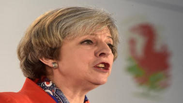 Theresa May calls for early election on June 8