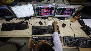 Infosys' 10% crash on Vishal Sikka exit drags Sensex 270 pts; but weekly gains at 1%