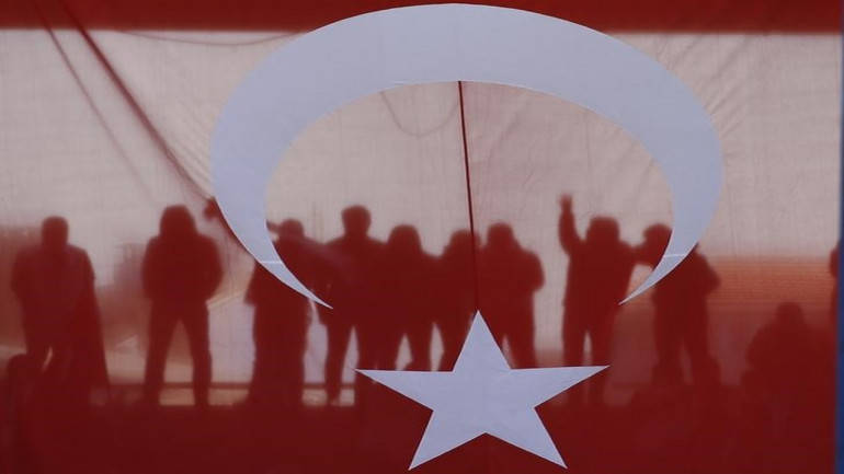 Turkey detains more than 2,000 people over militant, coup links - interior ministry