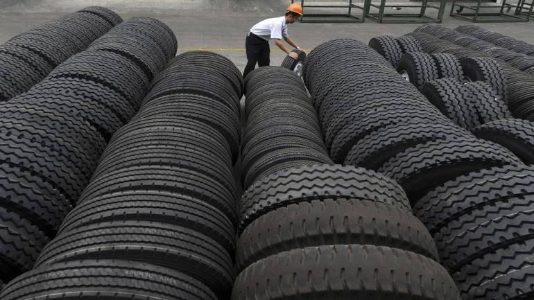 Apollo Tyres earmarks Rs 2,500 cr capex for FY18