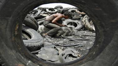Here's an update on rubber prices