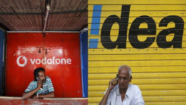 Idea Cellular tanks 15% on profit taking after merger finalised with Vodafone India