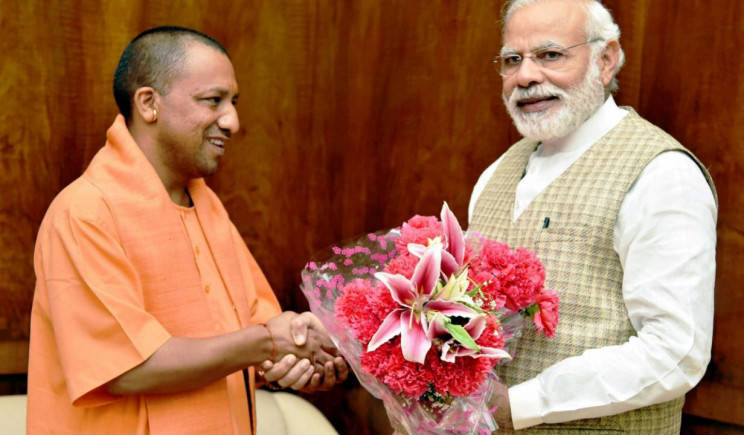 COMMENT-How investors can profit from Yogi Adityanath's rise in UP