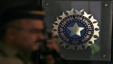 Former cricket board chief N Srinivasan attends BCCI meeting