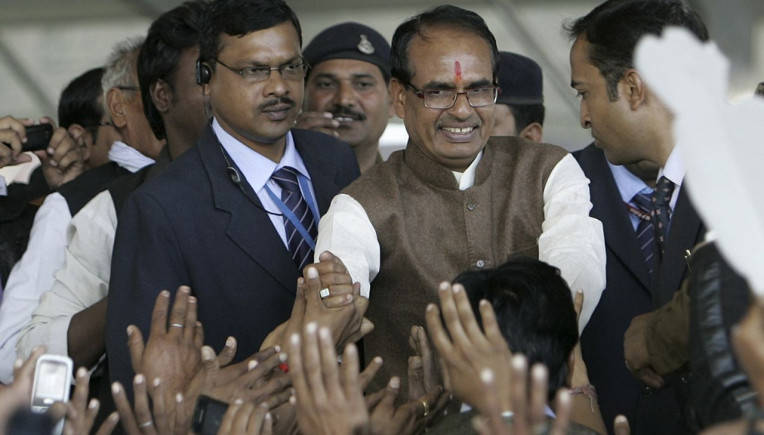 Shivraj Singh Chouhan not named in Vyapam chargesheet