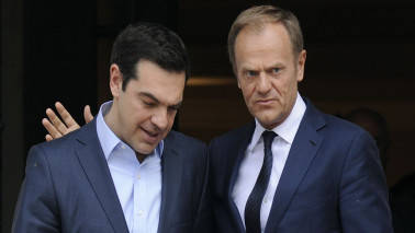 EU, Greece seek bailout deal by Friday
