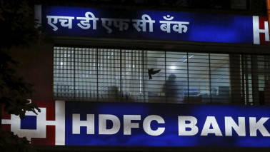 HDFC Bank hits fresh record high, up nearly 3% ahead of board meet for fund raising