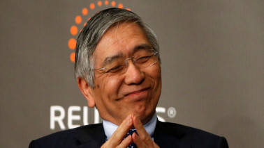 BOJ's Haruhiko Kuroda warns North Korea a key risk to global outlook