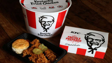 KFC India aims to provide 20 million meals by 2020