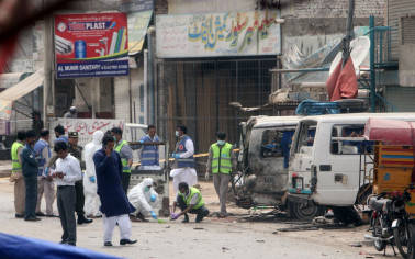 10 terrorists involved in Lahore suicide attack killed