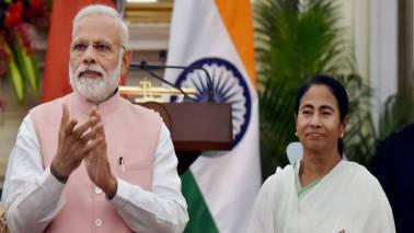 Mamata Banerjee meets PM Modi