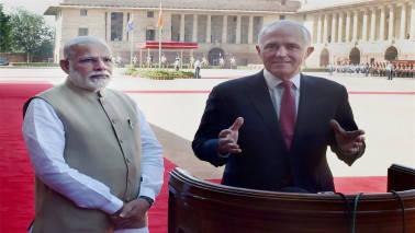 Australian PM lauds PM Modi govt's 'ambitious' tax reforms