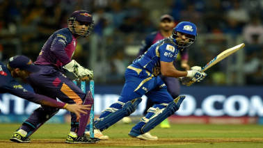 IPL 10: Pune Supergiant halt Mumbai Indians' winning run
