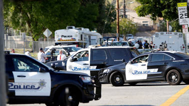 Orlando shooting: Six dead including gunman in US workplace
